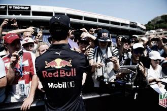 La F1 se asocia con Snapchat