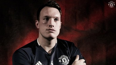 "Phil Jones, sobre la final de Europa League: ""Tenemos que ganar"""