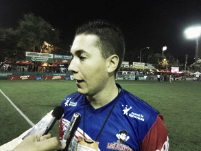 """Julián Rincón: """"Venimos por el objetivo de ser campeones"""""""