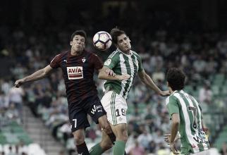 Eibar vs Betis en vivo online en LaLiga 2017 (2-0)
