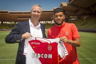Bahlouli file à Monaco.