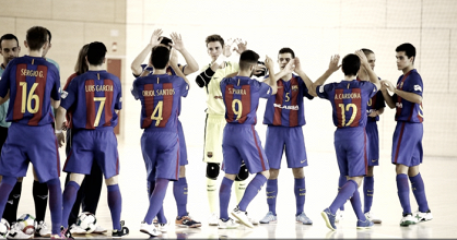El Barça Lassa B se puede proclamar campeón de Liga