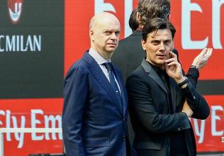 """Milan, Fassone a MTV: """"Il non rinnovo di Donnarumma? Un po' me l'aspettavo"""""""