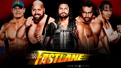 WWE Fast Lane 2015: suivez la rediffusion du PPV commentée !