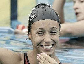 Gran noticia para la natación española: Fátima Gallardo vuelve a las piscinas
