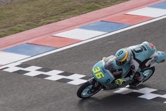 Moto 3, Fp3 Argentina - Tra Bulega e Mir la spunta l'italiano