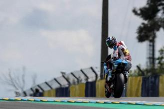 In Moto2 detta il passo Marquez