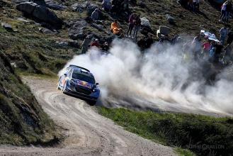 Rally del Portogallo 2017 - Day 2: finalmente Ogier!