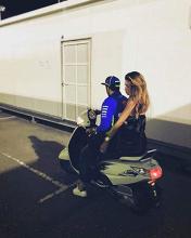"""MotoGp, Suzuki - Brivio: """"Non è vero che in Suzuki vogliamo allontanare Belen"""""""