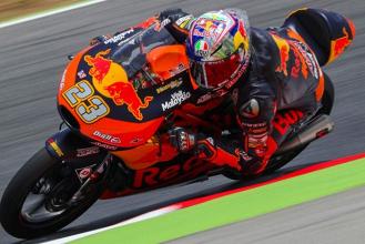 Moto3 - Antonelli salta in Sachsenring, al suo posto Kent