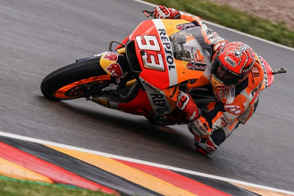 """MotoGp - Marquez: """"Vittoria importante, la dedico ad Hayden"""""""