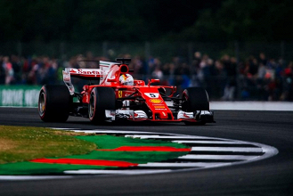F1, Ferrari - Silverstone horror per Sebastian Vettel