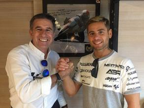 MotoGp - Alvaro Bautista e Aspar ancora insieme nel 2018