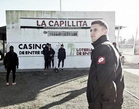 """Julián Marchioni: """"Me pareció una oportunidad para jugar, estuve hablando con Graciani y Mauri, que los conozco de Estudiantes"""""""