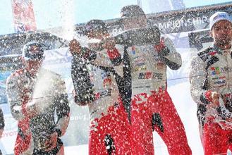 Wrc, Rally di Finlandia - Lappi domina, Neuville pareggia i conti