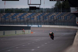 WorldSBK, PL1 Lausitzring - Sykes apre in testa