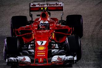 """F1, Ferrari - Raikkonen 4°, ma insoddisfatto: """"Ci manca ancora qualcosa"""""""