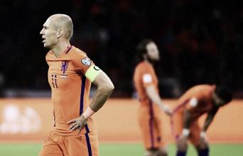 Fora da Copa do Mundo, Holanda paga pelo declínio técnico de uma geração que não é mais a mesma