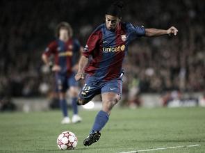 """Ronaldinho: """"La pelota es la compañera de mi vida"""""""