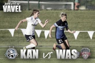FC Kansas City vs Washington Spirit Preview: Second meet up for the teams