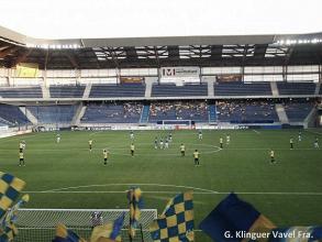 Coupe de la Ligue : Sochaux remporte sa première victoire de la saison contre Niort (3-2)