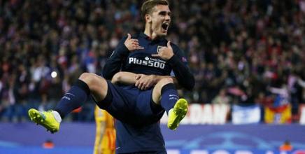 L'Atlético de Griezmann renverse le Barça