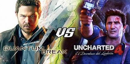 ¿Uncharted 4 o Quantum Break? La estrategia de las grandes consolas