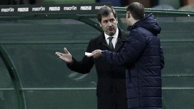 Presidente do Sporting, Bruno de Carvalho critica arbitragem e diz que clube é o mais prejudicado