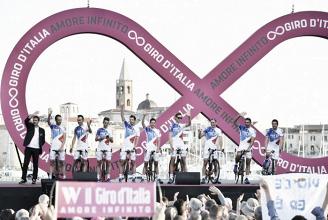 Giro de Italia 2017: FDJ, Pinot busca el rosa