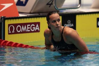 Nuoto - Coppa del Mondo, Berlino: Pellegrini seconda nei 200, 1500 a Detti