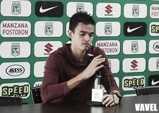 """Felipe Aguilar: """"Es un partido importante para seguir sumando puntos y hacer respetar nuevamente nuestra casa"""""""