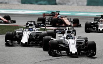 La hoja de ruta de Williams tiene marcada la victoria