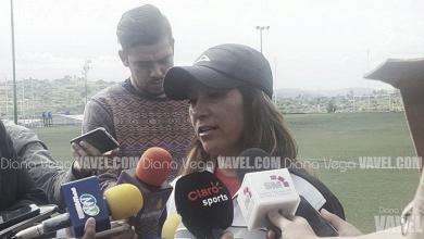 """Verónica Hernández: """"El reglamento es totalmente deportivo"""""""