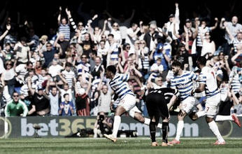QPR 2-1 Newcastle: Relegated Rangers move off bottom to thrust Toon into final day danger