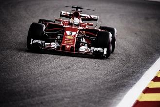 Ferrari no se queda atrás en Spa