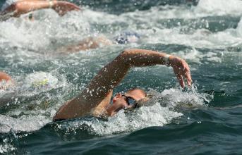 Budapest 2017 - Nuoto di fondo: 10km maschile a Weertman, settimo Ruffini