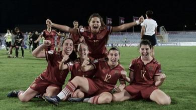 La selección española femenina sub-19 ya conoce sus rivales en la fase de grupos