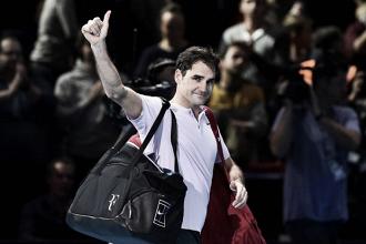"""Roger Federer: """"Lo que ha pasado es menos importante si pienso en cómo ha sido la temporada completa"""""""