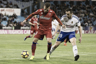 Previa Real Zaragoza - CD Numancia: el líder a prueba como visitante