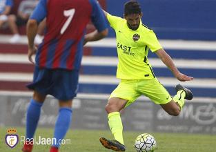 Diego Bardanca llega al Real Jaén