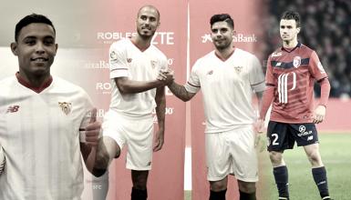 Los fichajes del Sevilla FC antes de los amistosos, al detalle