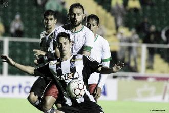 Goleiro estreante falha de forma bizarra e Figueirense perde em casa para Boa Esporte