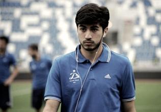 Giorgi Papunashvili, sexto fichaje del Real Zaragoza