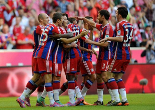 Un Bayern Munich toujours aussi puissant !