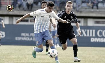 El Málaga Juvenil cae en la final de la Copa de Campeones