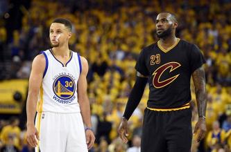 NBA Finals - Cleveland e Golden State: due attacchi stellari a confronto