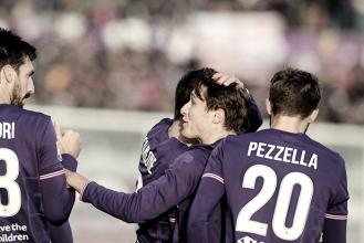 Serie A - Iachini parte male! La Fiorentina demolisce il Sassuolo (3-0)