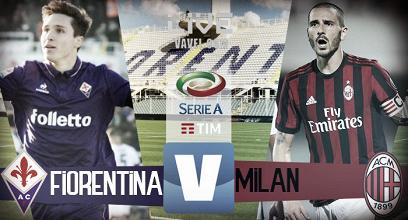 Terminata Fiorentina - Milan, LIVE Serie A 2017/18 (1-1): Un punto ciascuno!