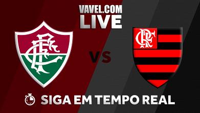 Resultado Fluminense x Flamengo no Campeonato Carioca 2018 (1-1)