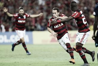 """Mirando primeiro lugar do grupo, Everton Ribeiro foca na vitória: """"Não queremos o segundo lugar"""""""